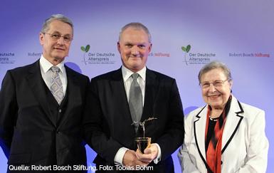 Joachim Rogall, Loring Sittler und Ursula Lehr