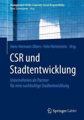 CSR und Stadtentwicklung, Albers, Hartenstein