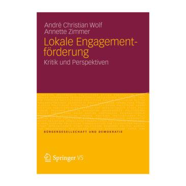 Lokale Engagementförderung, Kritik und Perspektiven